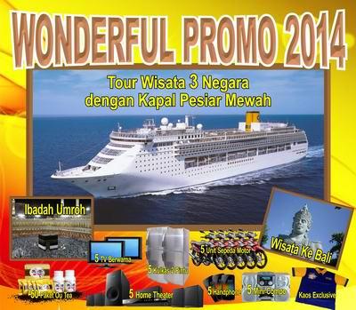 Wonderful Promo 2014