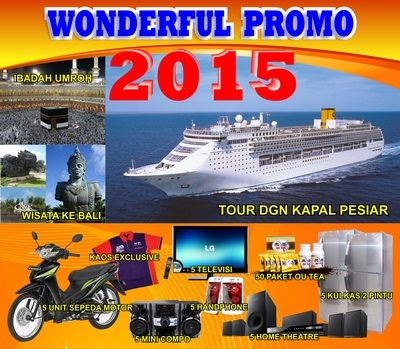 Wonderful Promo 2015