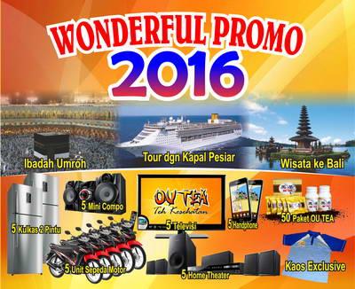 Wonderful Promo 2016