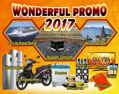Wonderful Promo 2017